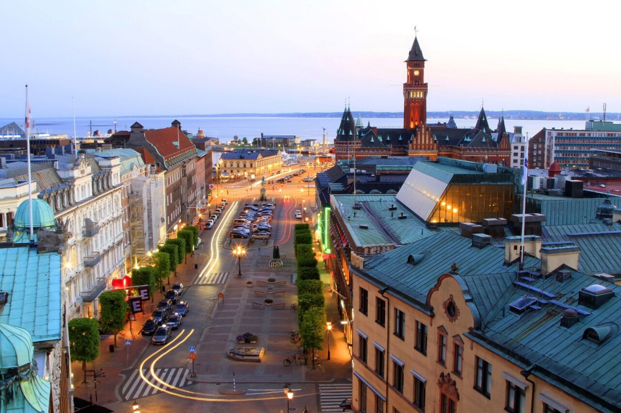 Helsingborg: En Klimatsmart Förebild